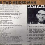 matt mcginn two heided man p2